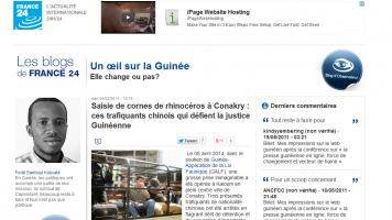 Article at France24