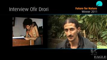 Interview with Ofir Drori at the Future for Nature Awards 2011