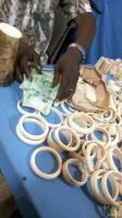 March 2015, Congo: The biggest known ivory trafficker in Congo – Francois Ikama was arrested red handed, but corruption remains a challenge for prosecuting